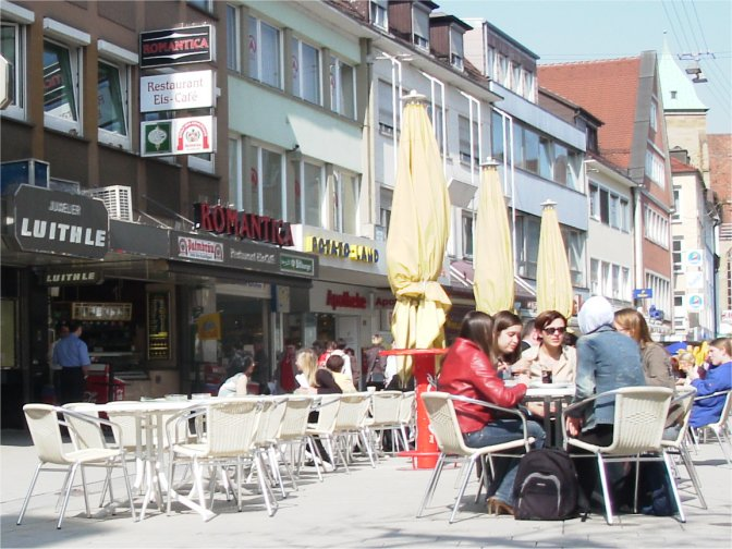 Eisdiele Heilbronn